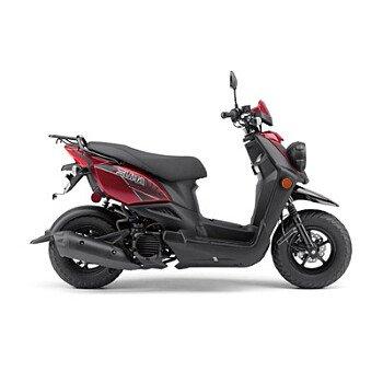 2017 Yamaha Zuma 50F for sale 200470090