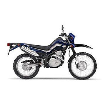 2017 Yamaha XT250 for sale 200470325
