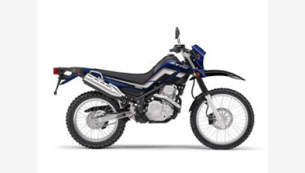 2017 Yamaha XT250 for sale 200470325