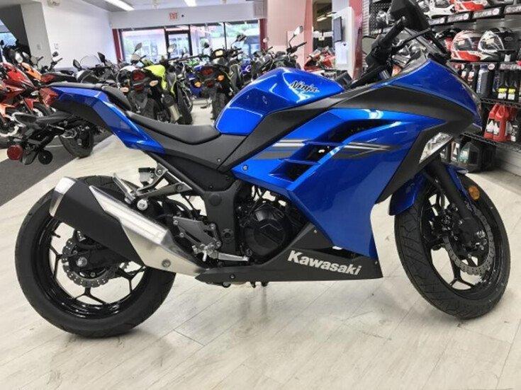 2017 Kawasaki Ninja 300 For Sale Near Lincoln Park Michigan 48146