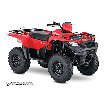 2018 Suzuki KingQuad 500 for sale 200478377