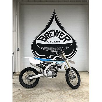 2018 Yamaha YZ250F for sale 200480520