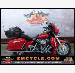 2007 Harley-Davidson CVO for sale 200487185