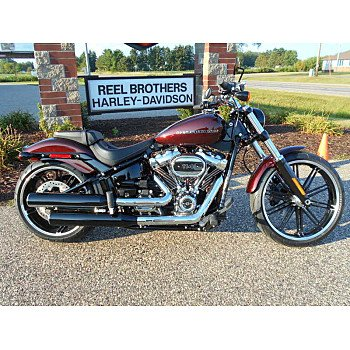 2018 Harley-Davidson Softail for sale 200489331