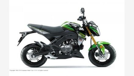 2018 Kawasaki Z125 Pro for sale 200491020
