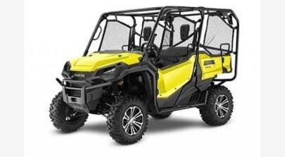 2018 Honda Pioneer 1000 for sale 200496234