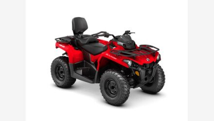 2018 Can-Am Outlander MAX 570 for sale 200499353