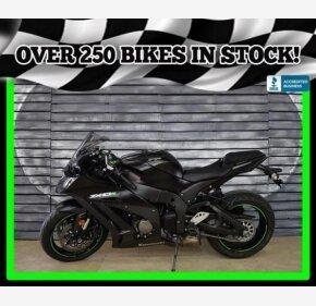 2015 Kawasaki Ninja ZX-10R for sale 200502853