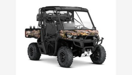 2018 Can-Am Defender for sale 200505120
