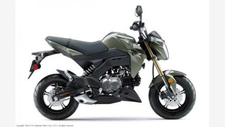 2018 Kawasaki Z125 Pro for sale 200505229