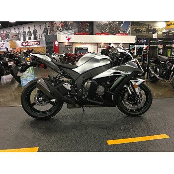 2018 Kawasaki Ninja ZX-10R ABS for sale 200513626