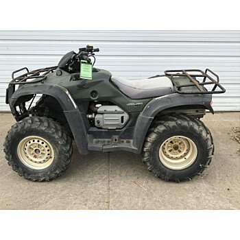 2007 Honda FourTrax Rancher for sale 200515084