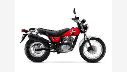 2018 Suzuki VanVan 200 for sale 200515991