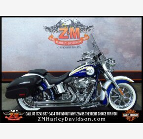 2014 Harley-Davidson CVO for sale 200516182