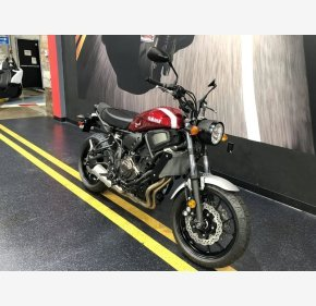 2018 Yamaha XSR700 for sale 200516212