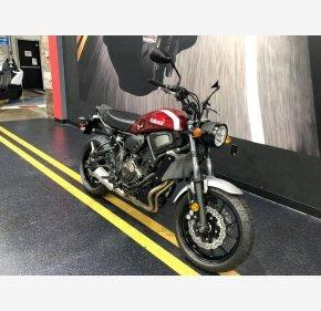 2018 Yamaha XSR700 for sale 200516217