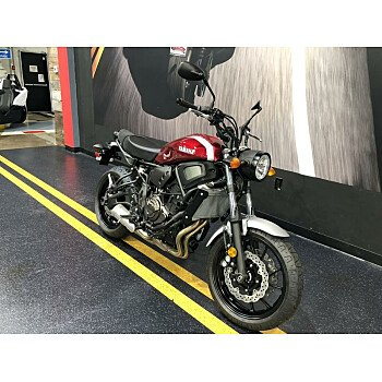 2018 Yamaha XSR700 for sale 200516217
