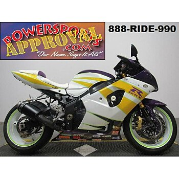 2004 Suzuki GSX-R1000 for sale 200518562