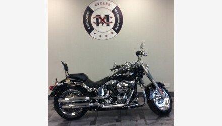 2017 Harley-Davidson Softail Fat Boy for sale 200522379