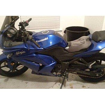 2009 Kawasaki Ninja 250R for sale 200522890