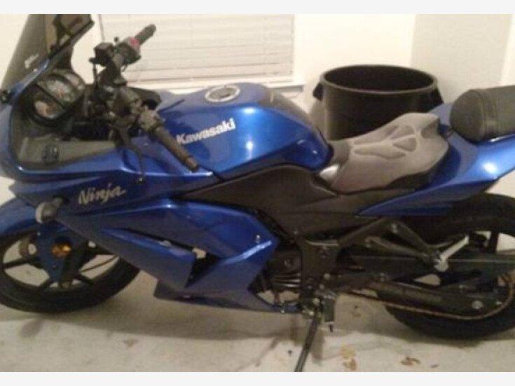 2009 Kawasaki Ninja 250r For Sale Near Woodland Hills California