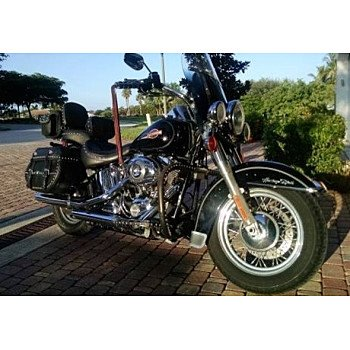 2007 Harley-Davidson Softail for sale 200523010