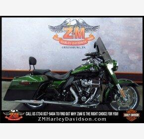 2014 Harley-Davidson CVO for sale 200529515