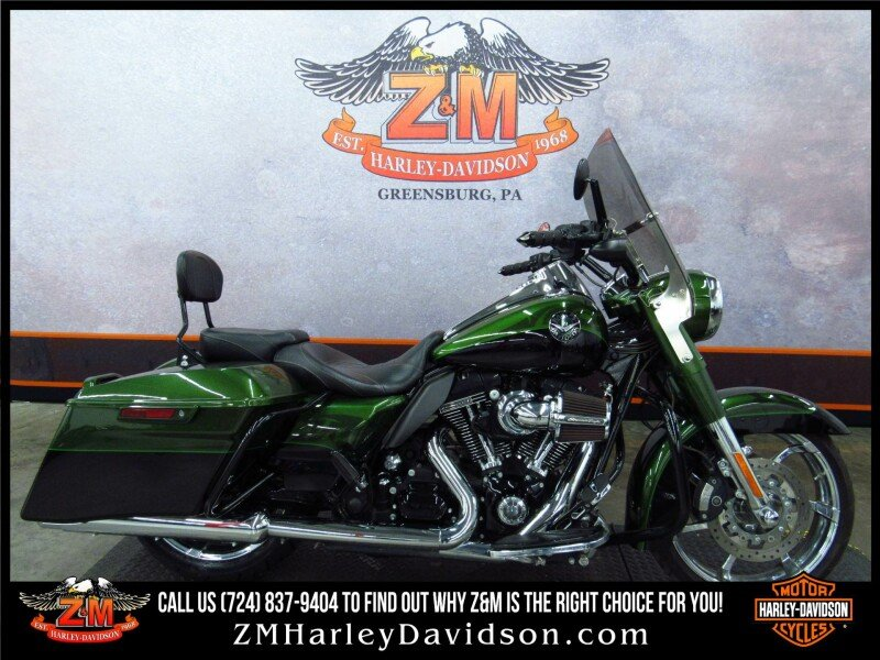 2014 Harley-Davidson CVO Motorcycles for Sale - Motorcycles