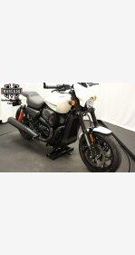 2018 Harley-Davidson Street 750 for sale 200530182