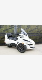 2018 Can-Am Spyder RT for sale 200534335