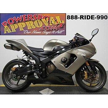 2005 Kawasaki Ninja ZX-6R for sale 200535622
