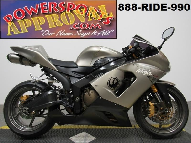 promo code 52e14 e57bd 2005 Kawasaki Ninja ZX-6R Motorcycles for Sale - Motorcycles on Autotrader