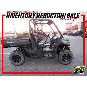 2018 Can-Am Defender for sale 200536712