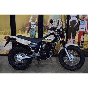 2018 Yamaha TW200 for sale 200536892