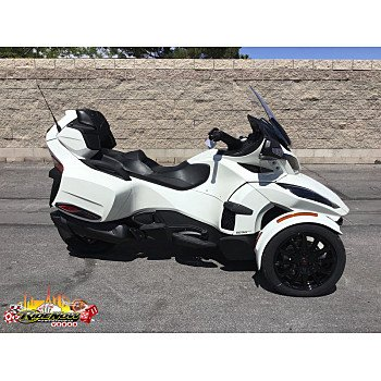 2018 Can-Am Spyder RT for sale 200539375
