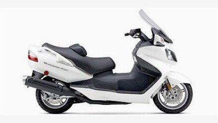 2007 Suzuki Burgman 650 for sale 200548039