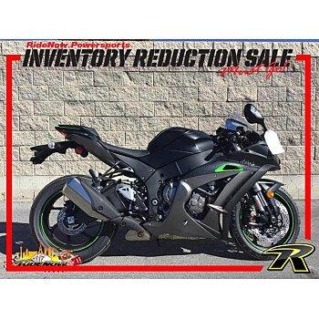 2018 Kawasaki Ninja ZX-10R for sale 200551386