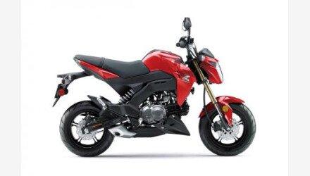 2018 Kawasaki Z125 Pro for sale 200552396