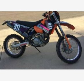 2006 KTM 525EXC for sale 200553412