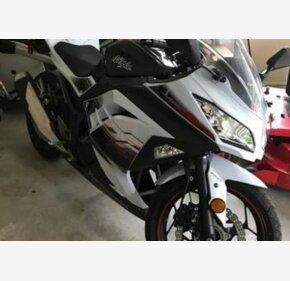 2014 Kawasaki Ninja 300 for sale 200553525