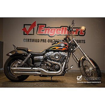 2015 Harley-Davidson Dyna for sale 200560360