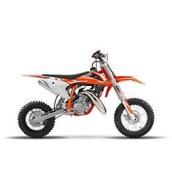 2018 KTM 50SX for sale 200562008