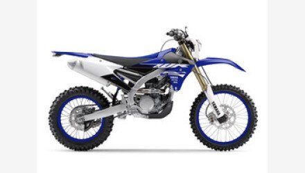 2018 Yamaha WR250F for sale 200562107