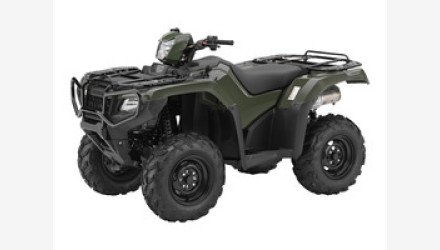 2018 Honda FourTrax Foreman Rubicon for sale 200562499