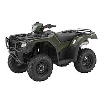 2018 Honda FourTrax Foreman Rubicon for sale 200562500
