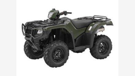2018 Honda FourTrax Foreman Rubicon for sale 200562500