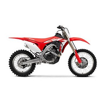 2018 Honda CRF450R for sale 200562538