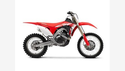 2018 Honda CRF450R for sale 200562541