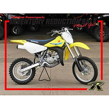 2018 Suzuki RM85 for sale 200565697