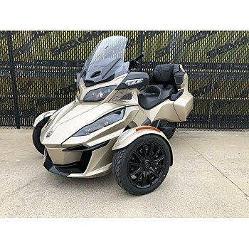2018 Can-Am Spyder RT for sale 200569305
